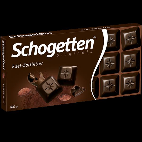 Schogetten Edel-Zartbitter 100g