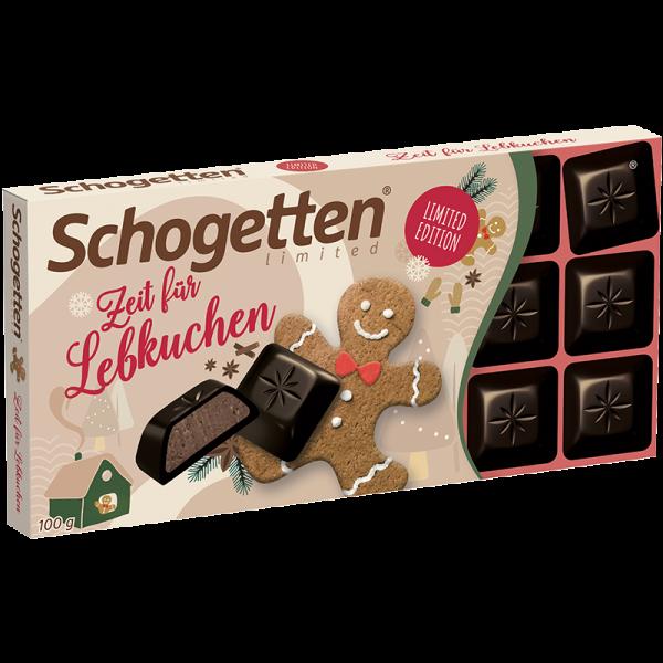 """Limited """"Zeit für"""" Lebkuchen"""