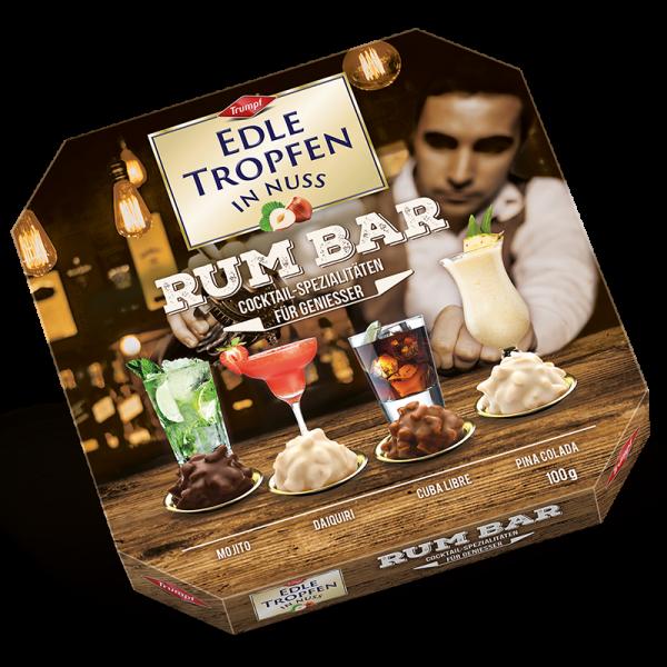 Rum Bar 100g