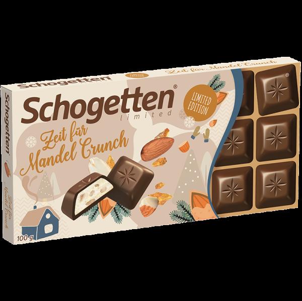 """Limited """"Zeit für"""" Mandel Crunch"""
