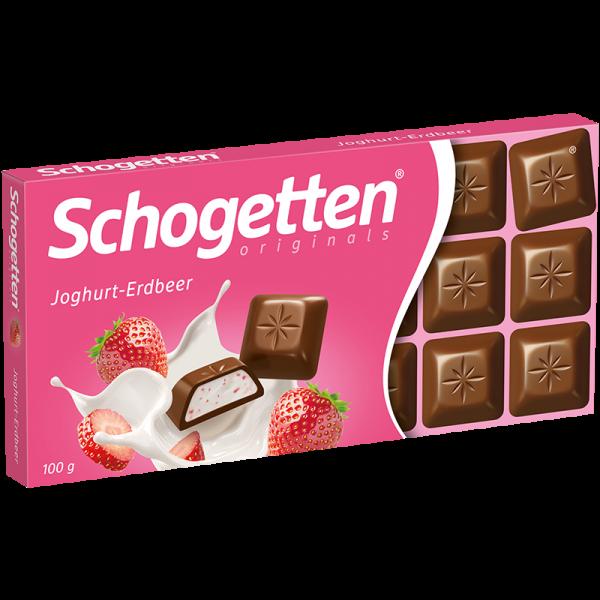 Joghurt-Erdbeer 100g