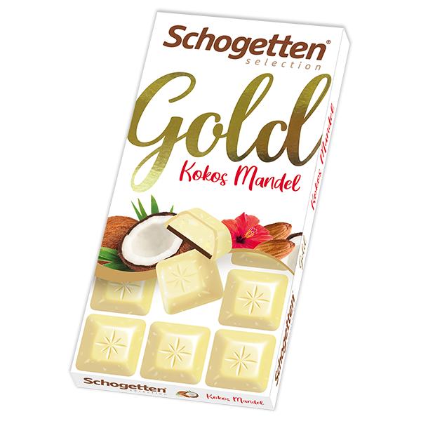 Gold Kokos Mandel 100g