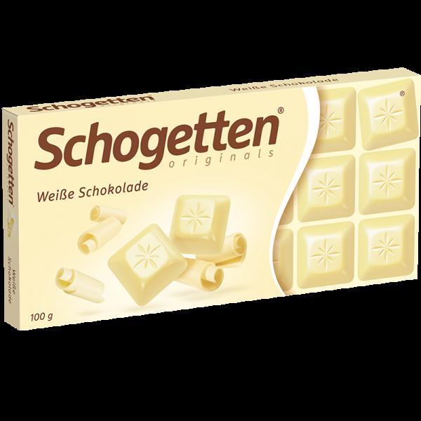 Schogetten Weiße Schokolade 100g